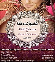 Silk and Sparkle Sydney's most prestigious and exciting bridal Event