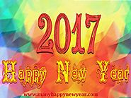 Happy New Year 2017 Greetings Messages In French