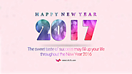 Happy New Year 2017 HD Images Wallpaper