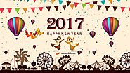 Happy New Year 2017 Animated Greetings Images