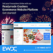 Crackers Online Selling Platform
