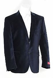 Go Classy Way With Men Velvet Jacket
