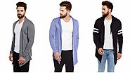 Moment to Say Yo! Yo! Inventive Shrugs for Men- ClickandFab