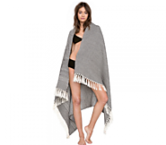 AMUSE SOCIETY Retrograde Fringe Blanket