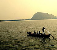Krishna river treasure, Andhra Pradesh