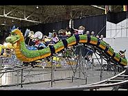 Carnival Rides at Kalyani Book Fair - Part I