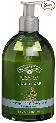 Nature's Gate Organics Liquid Hand Soap
