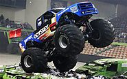 Top 6 Scariest And Meanest Monster Trucks