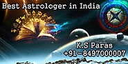 World Best Astrologer in India K.S Paras