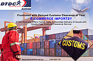 DTDC Australia for Safely Importing from China to Australia