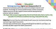 Google Resources for Math