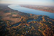 Headwaters of Cayuga Lake
