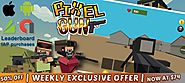 Pixel Gun 3D MMO Shooter Game