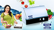 Website at https://www.kent.co.in/Veg-Purifiers/Products-Vege-Purifier