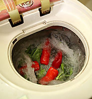 LOOK: Washing Machine For Veg Is Either Genius or Supremely Lazy