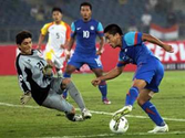 Sports News in Hindi: India thrashed Bhutan by 8-1
