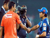 Dravid thanks Sachin and build heaps of praise