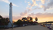 The Batticaloa Lighthouse