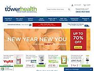 Towerhealth Voucher Codes 2017, Towerhealth on VoucherCodeSite.co.uk