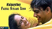 Pachai Nirame Video Song | Alaipayuthey Tamil Movie | Madhavan | Shalini | AR Rahman