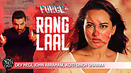 Rang Laal Lyrics - Force 2 (2016) | John Abraham | SMD Lyrics
