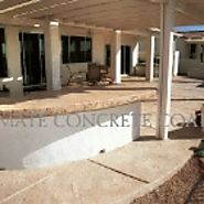 Create a Beautiful Walkway Using Stamped Concrete