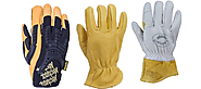 Best-Rated Leather Work Gloves for Men Large X-Large XX-Large | Listly List