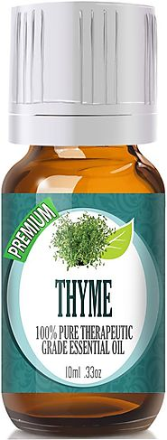 Thyme - (Premium) 100% Pure, Best Therapeutic Grade Essential Oil