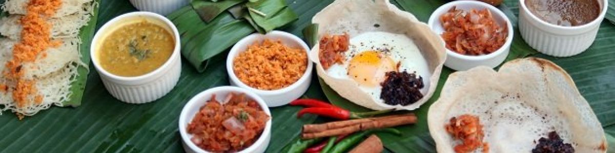 Headline for Sri Lankan Food to Try – Taste the Exotic Flavours