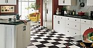 Know Why Vinyl Tile Flooring is taking Over the Ceramic Tile Flooring!