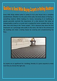 Buy Carpets of your house Floor with Best Qualities