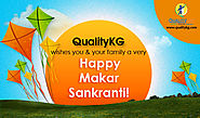 Quality KG Wishes You A Very Happy Makar Sankranti!