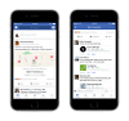 Facebook's Testing Direct Message Prompts in Recommendations