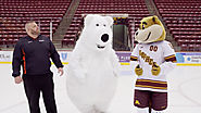 Mitsubishi Dealer Has Viral Hit With Hilarious Bloopers of Its Bear Mascot Slipping on Ice