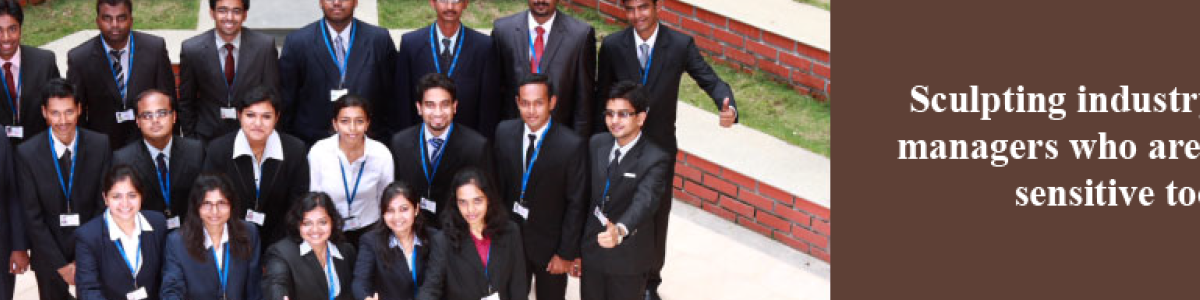 Headline for Best Business Management Institute in South India