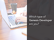 Types of Genesis Developers