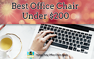 Best Office Chair Under 200 Dollars