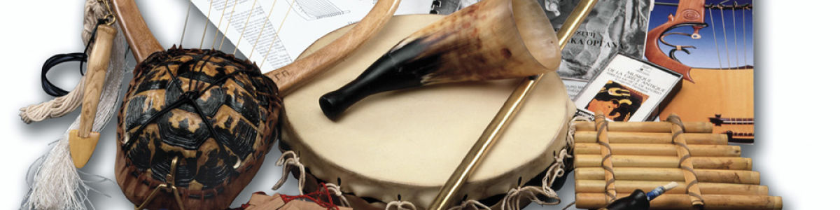 Headline for Top Ancient Musical Instruments around the world