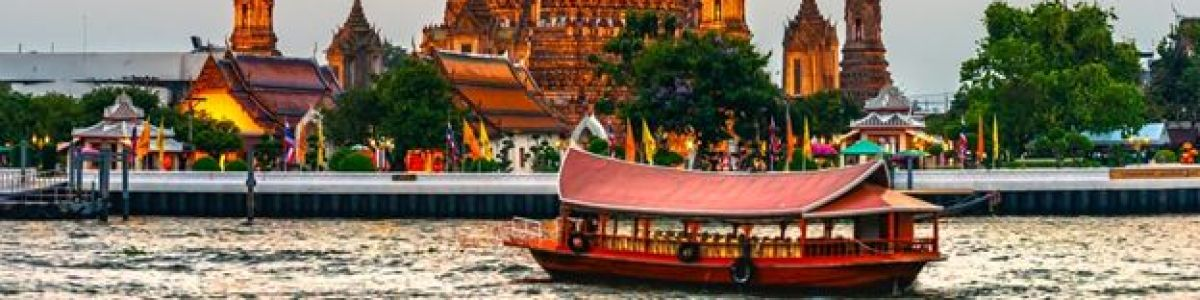 Headline for River Cruises & Water Tours in Bangkok - Best River and Water Bound Excursions in Thai Capital