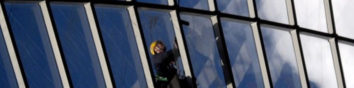 Headline for Why Commercial Window Cleaning Is an Investment You Can't Ignore