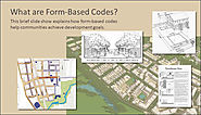 Form-Based Codes Institute - Fostering Time-tested Urban Form
