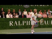 Boris Becker: Tips on The Perfect Serve