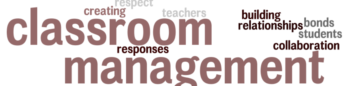 Headline for Classroom Management for First Year Teachers
