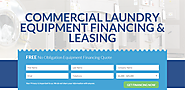 Commercial Laundry Equipment Lease
