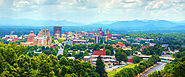 This Spring, Let's Fly Over To Asheville