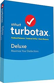 Get The Best Deals On TurboTax Deluxe Coupon