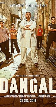 Dangal grossing at ₹673.74 crore (US$100 million)