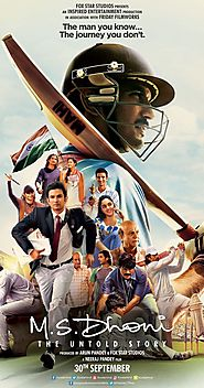 M.S. Dhoni: The Untold Story grossing at 129.15 crore (US$ 19.3 million)