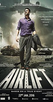 Airlift grossing at $ 7 million i.e 47.60 crores