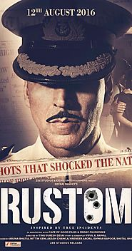 Rustom grossing at Rs 110.77 crore